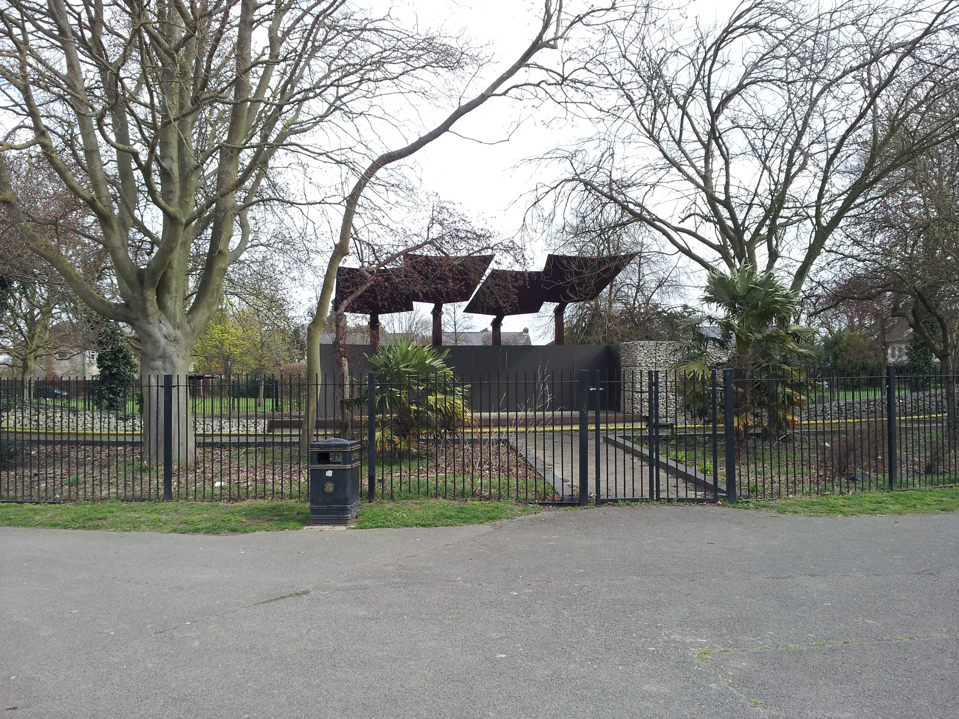 Open Air Theatre Barra Hall Park from park