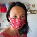 Mel Lock and her Happy Mask Project