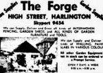 My Family in Harlington Forge Advertisment