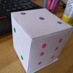 Papercraft Dice