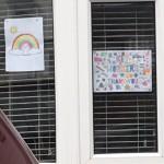Rainbows and Windows seen on run 7