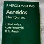 This is Me - Susan item 4 book Aeneidos Liber Quartus