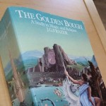 Book - The Golden Bough by JG Frazer