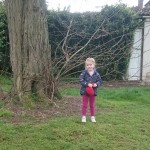 Daughter Ella in The Dell, West Drayton