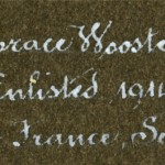 Horace Wooster detail
