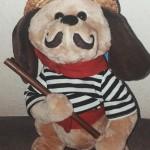 Toy Gondolier Dog