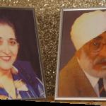 Photos of my parents