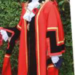 The Mayoral robes