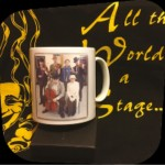 Mug ft photo from my production of Ladykillers