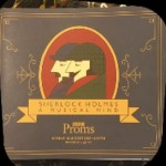 My programme from BBC Proms Sherlock Holmes concert