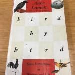 my Bird by Bird book