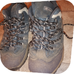 My walking boots