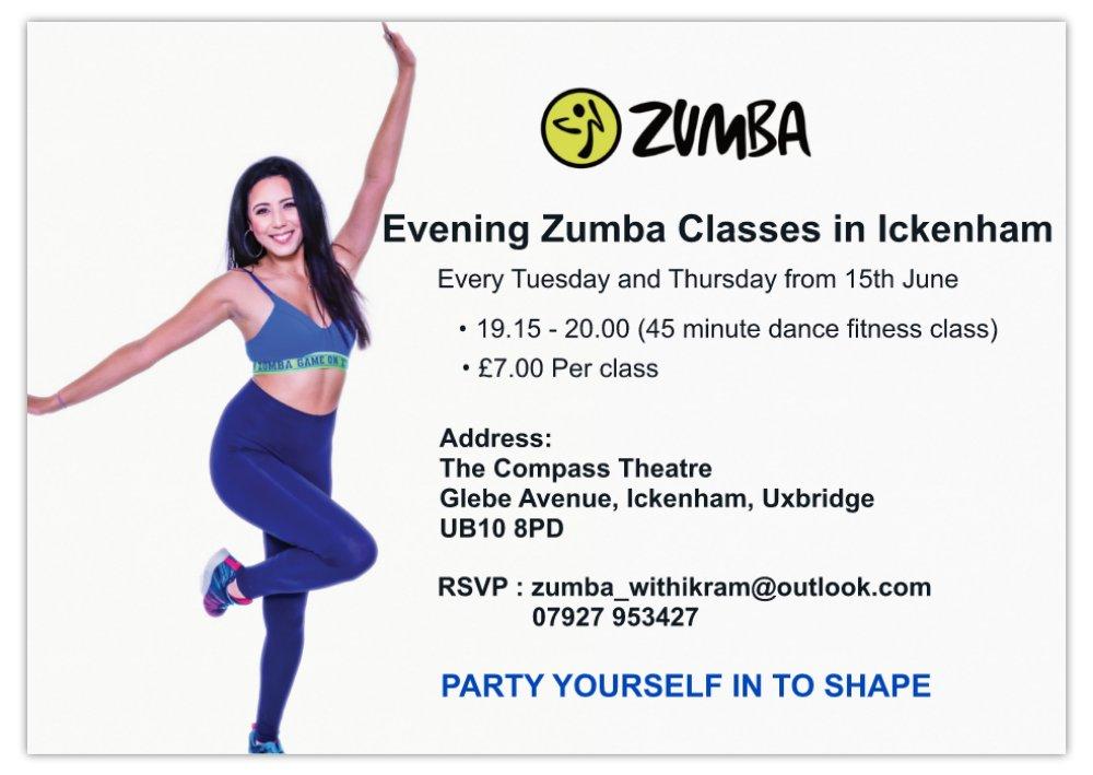 Zumba Compass Theatre
