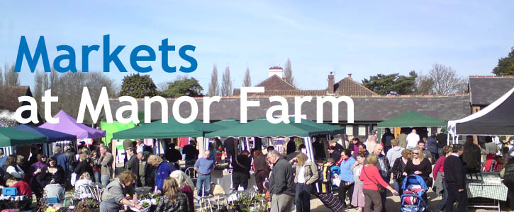 Ruislip Country Markets at Manor Farm
