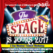 The Stage Is Yours 2017 Junior: Ages 4 to 6