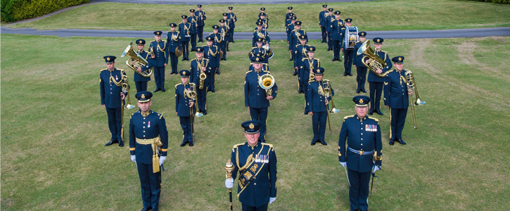 Esprit de Corps: The Band of the RAF Regiment