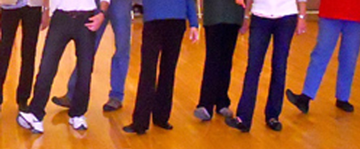 Dances for Over 65s: Line Dance CANCELLED